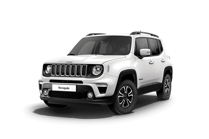 Фото Jeep Renegade